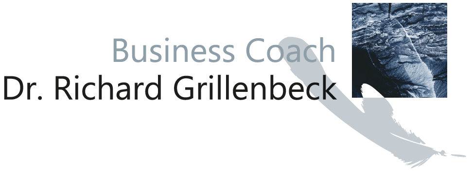 Business Coach Richard Grillenbeck